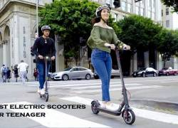 Top 10 Best Electric Scooters For Teenagers - Don't Buy Before Reading This Guide
