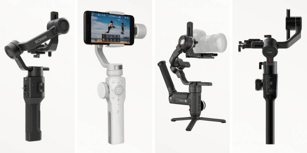 11 Best DSLR Stabilizers & Gimbals 2021 – For Your IPhone, GoPro, Mirrorless Cameras