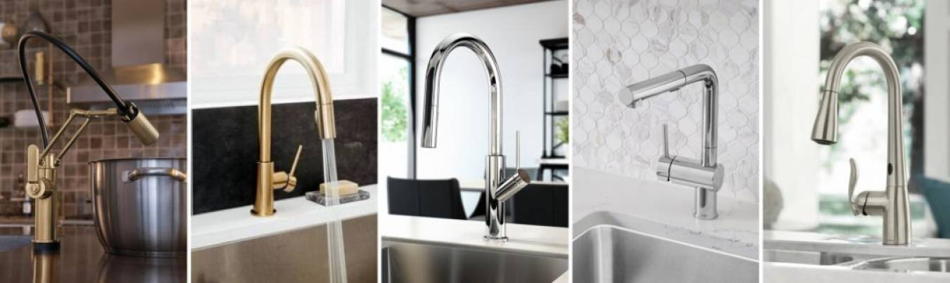 Best Kitchen Faucets 2021 – Top Rated Kitchen Faucet Brands For Your