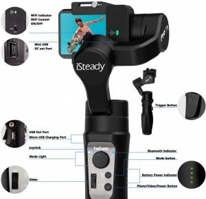 Hohem ISteady Pro – Complete Stabilizer