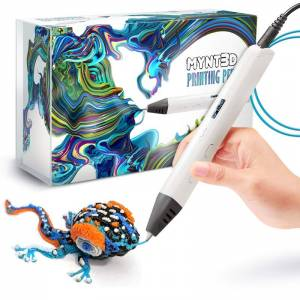 MYNT 3D Professional Printing 3D Pen – Easy To Use