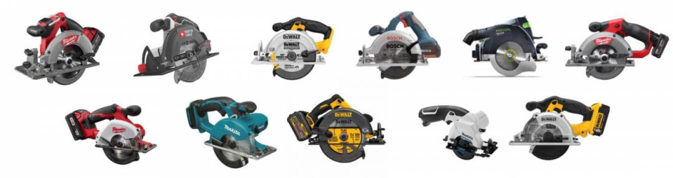 Best Cordless Circular Saws 2021 - Top 7 Tools Currently On The Market