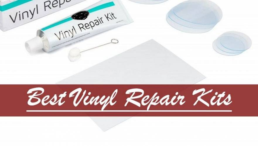 5 Best Vinyl Repair Kits 2021 - Save Your Couch Or Car Seat