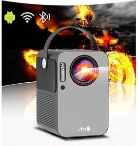 Artlii Play Bluetooth Wifi Projector With Android TV Box 9.0