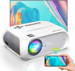 Cheap Wifi Projector Bomaker GC357
