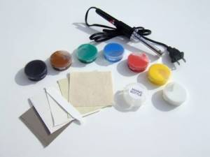 LEATHER AND VINYL REPAIR KIT FOR CAR CARE