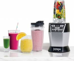 Ninja Nutri Bowl Duo With Auto Iq Boost