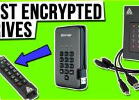 Best Encrypted Drives - Top USB Drives To Protect Your Data