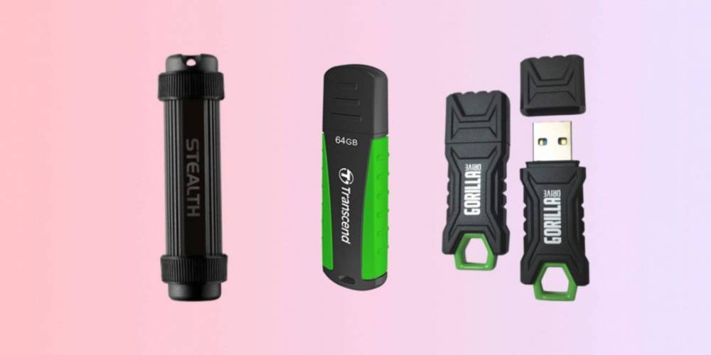 Best USB Flash Drives - USB Memory Sticks For All Your Data Storage Needs
