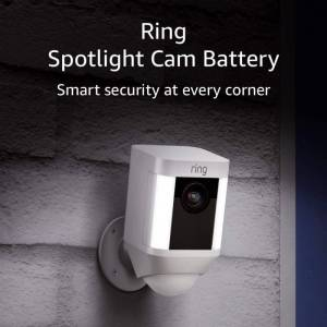 Ring Projector Security Camera
