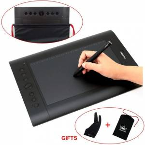 Huion H610 Pro Graphic Drawing Tablet