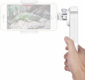 Newer NW-2AG200 2 Axis Foldable Gimbal For Foldable Portable Smartphone