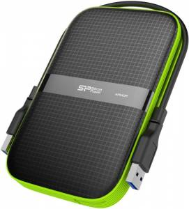 Silicon Power Rugged Armor A60 Rugged Portable External Hard Drive